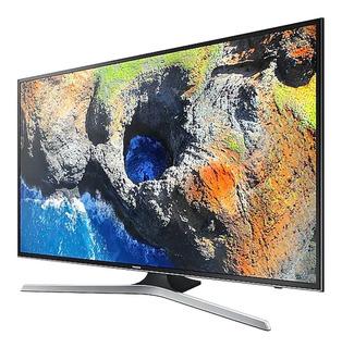 Smart Tv 4k 50 Samsung Un50mu6100 Uhd Netflix Cuotas Bidcom