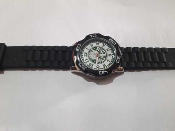 Relógio De Pulso Corinthians Ou Palmeiras Campeão De Venda