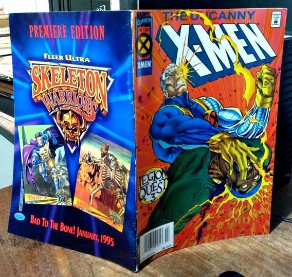 Uncanny X-men #321: Legion Quest #3