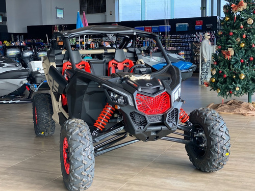 Utv Can Am Maverick X3 Xrs Turbo Rr
