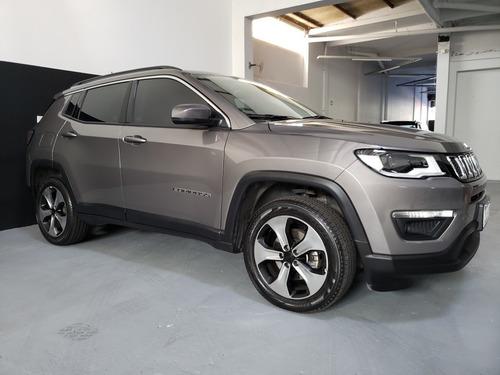 Jeep Compass 2.4 Longitude Plus 2018