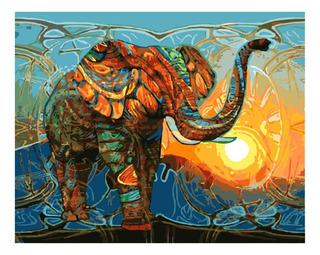 Pintura De Acrílico Diy Por La Pintura Cuadro # 10 Del Arte