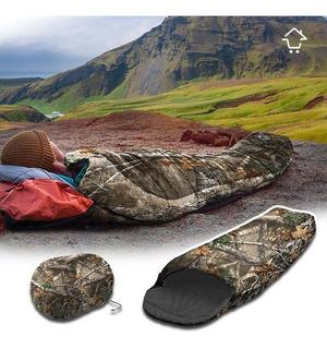 Bolsa Para Dormir Campamento 1 Persona Sleeping Bag