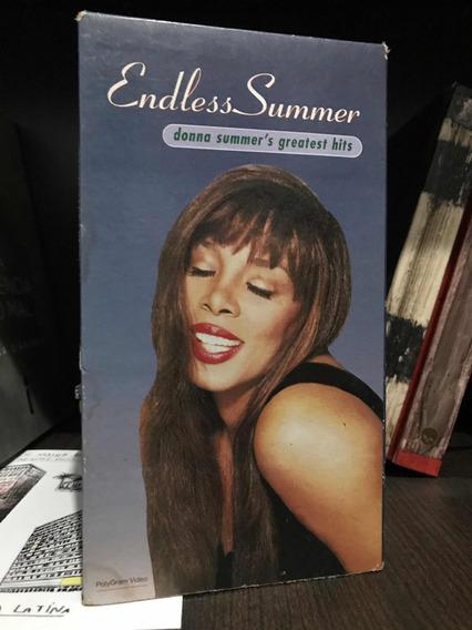 Donna Summer Vhs Nacional Endless Summer