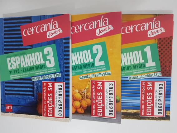 Livro Espanhol - Cercanía Jovem | Professor