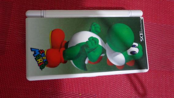 Estojo Porta Jogos De Nintendo Ds Para 12 Jogos Super Mario