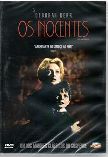 Dvd Os Inocentes (1961) - Classicline - Bonellihq L19