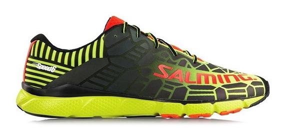 Zapatillas Salming Speed 6 Hombre Running Reflectantes