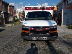 Ambulancia Gmc Chevrolet 2006 Tipo 3, Diesel, Excelente