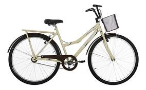 Bicicleta Aro 26 Tropical Summer Bege/marrom Ultra Bikes