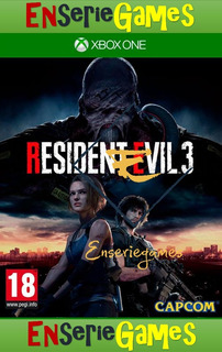 Resident Evil 3 Remake + Resistance Xbox One