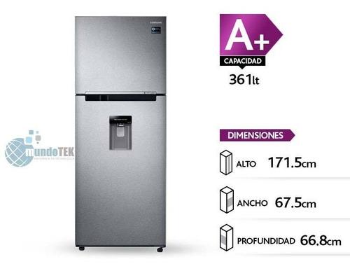 Refrigeradora Samsung Inverter Rt35k5730s 360lts Twincooling