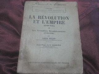 La Revolution Et L´ Empire (en Caba Entrega Sin Cargo)