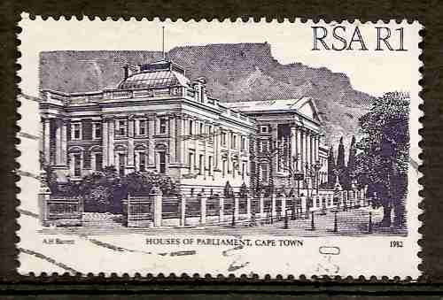 Republica Sud Africana Yvert N°521 De Colección