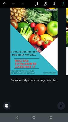 E-book Viva Melhor Com Medicina Natural