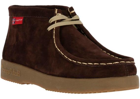 Zapato Mujer Cuero Sioux Café