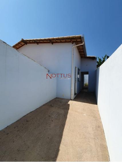 Casa 02 Quartos - 58m² Construção - Bairro Jardim Das Mangabeiras - Mateus Leme-mg. - N000114 - 34494423