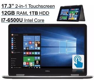 Dell Inspiron 2-en-1 17.3 Fhd I7 12gb 1tb 940mx