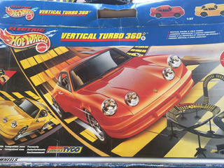 Hor Wheels Vertical Turbo 369
