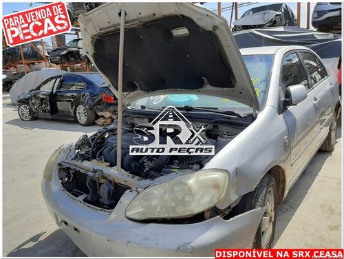 Sucata Toyota Corolla Seg 1.8 Vvt Automatico 2005 Peças