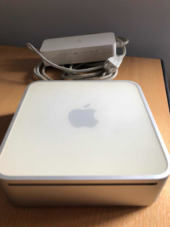 Mac Mini Core Duo A1176, 2gb Ram, Disco 80gb, Excelente