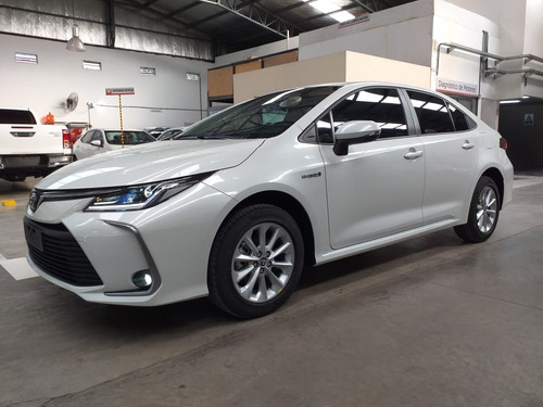 Toyota Corolla Xei 1.8 Hv Ecvt Hibrido Mayo 2021