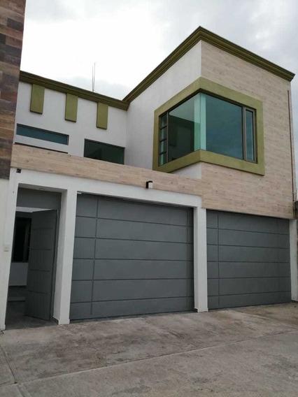 Casa Nueva En Venta Metepec