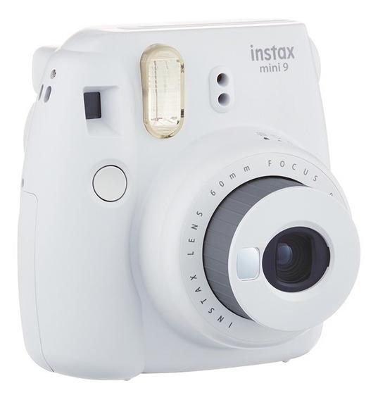 Câmera Instantânea Fuji Instax Mini 9 Várias Cores +20 Poses