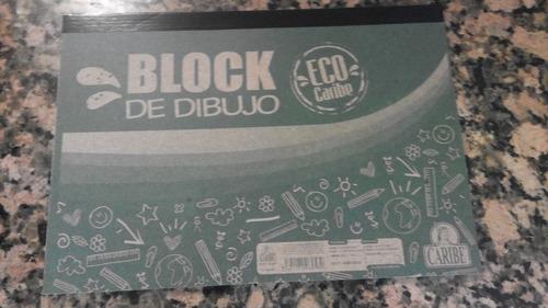 Block De Dibujo Caribe