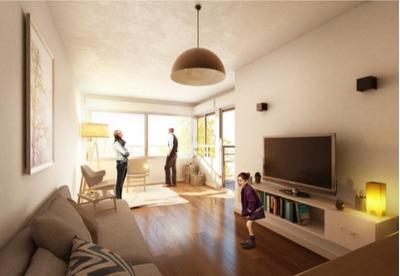 Apartamento Monoambiente En Venta En Pocitos. Marzo 2020!