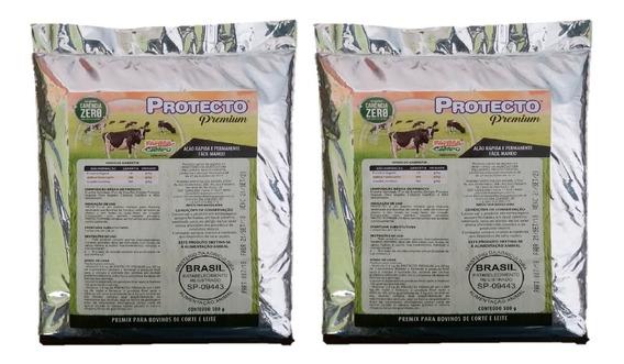 Mineral Carrapaticida Vacas Leiteiras Nelore Carência Zero