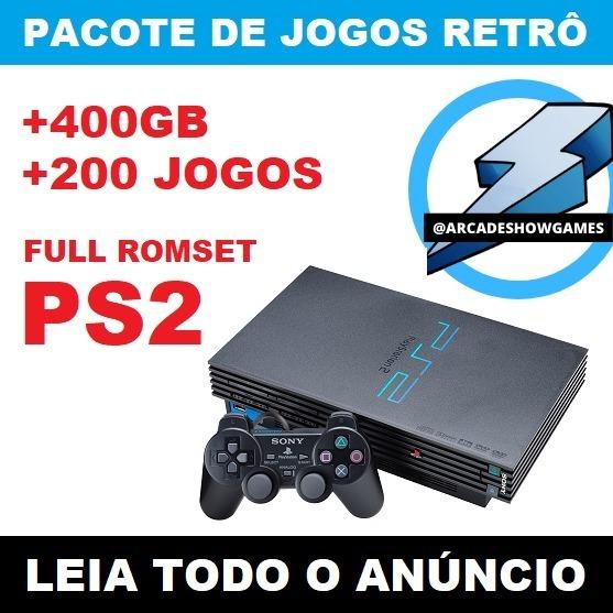 Ps2 Roms Download 350gb 200+ Jogos Grandes Sucessos