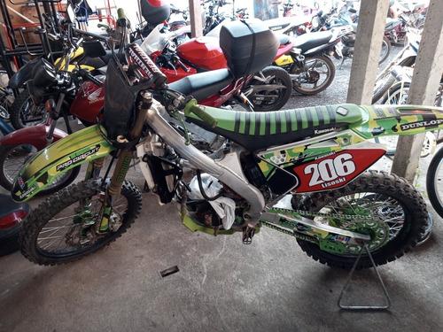 Imagem 1 de 9 de Kawasaki Kxf 250cc