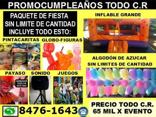 Inflable Barato Alquilo