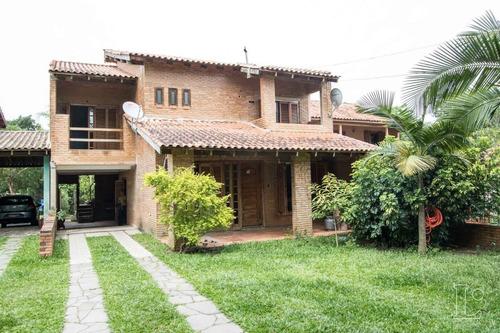 Casa Em Aberta Dos Morros Com 4 Dormitórios - Lu267280