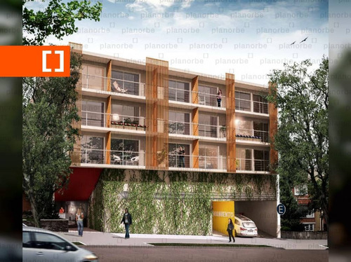 Venta De Apartamento Obra Construcción Monoambiente En Pocitos, Neo Buxareo Unidad 410