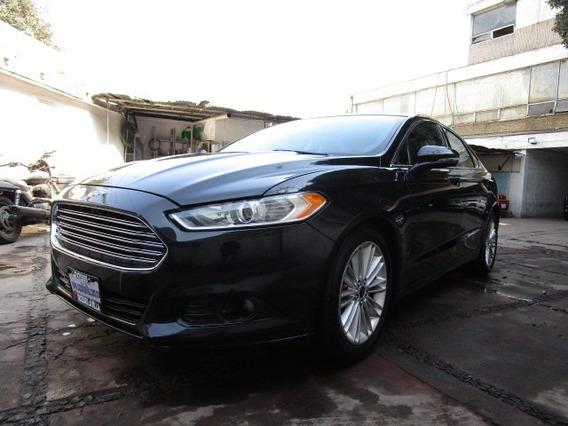 Ford Fusion 4p Se Luxury 2.0t,ta,piel,ra18