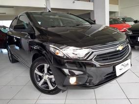 Chevrolet Onix 1.4 Mpfi Ltz 8v 2018 Preta Flex