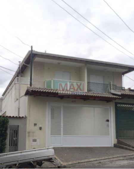 Sobrado Com 3 Dormitórios À Venda, 150 M² Por R$ 760.000 - Cipava - Osasco/sp - So0139