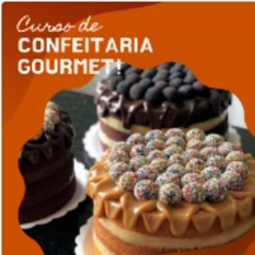 Curso De Confeitaria Gourmet