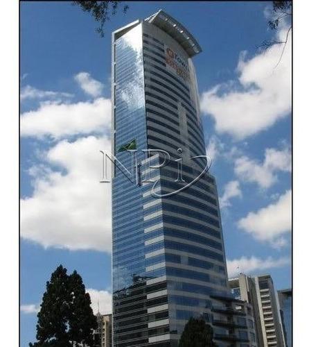 Edificio E-tower - Salas Comerciais Vila Olimpia   Npi Imoveis. - L-253