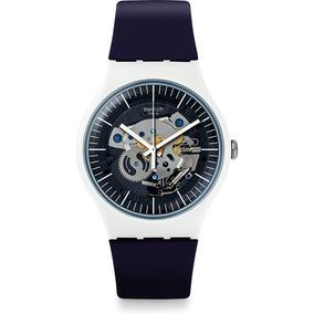 Relógio Swatch Siliblue - Suow156
