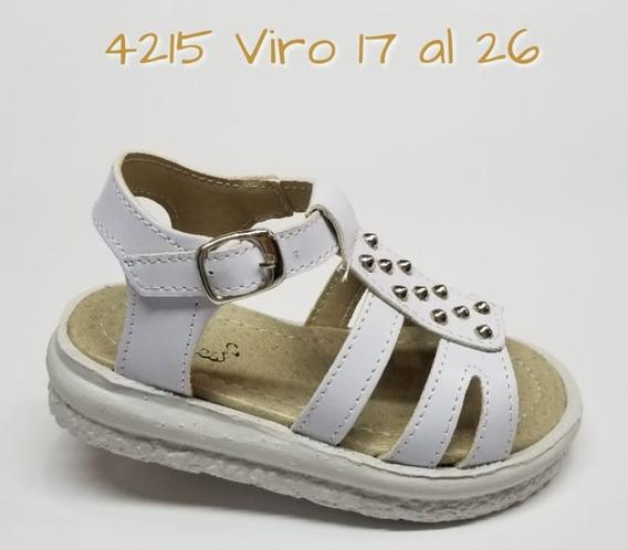 Sandalias Para Niñas/bebes - Diseño Tachas