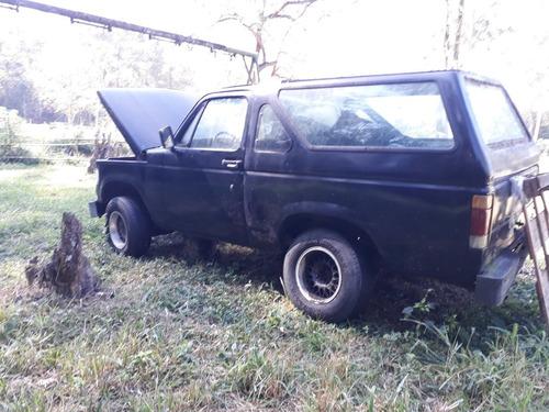 Chevrolet Bonanza Sulam Diesel 1988