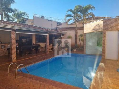 Imagem 1 de 20 de Casa Com 4 Dormitórios À Venda, 210 M² Por R$ 720.000,00 - Ribeirânia - Ribeirão Preto/sp - Ca0995