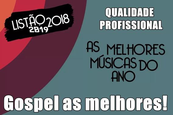 Pacote De Playbacks Gospel Em Mp3 Profissional 2018/2019