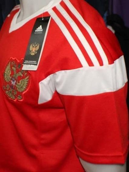 Camiseta De Fútbol Ruso