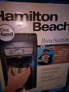 Cafetera Hamilton Beach 6 Cup