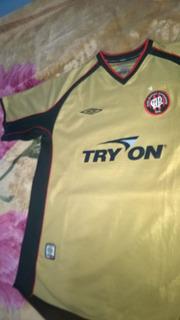 Camisa Atlético 2004 G+camisa De Treino Kyocera Branca Gg