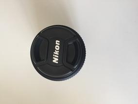 Lente Nikon 50mm F/1.8 - Af Nikkor